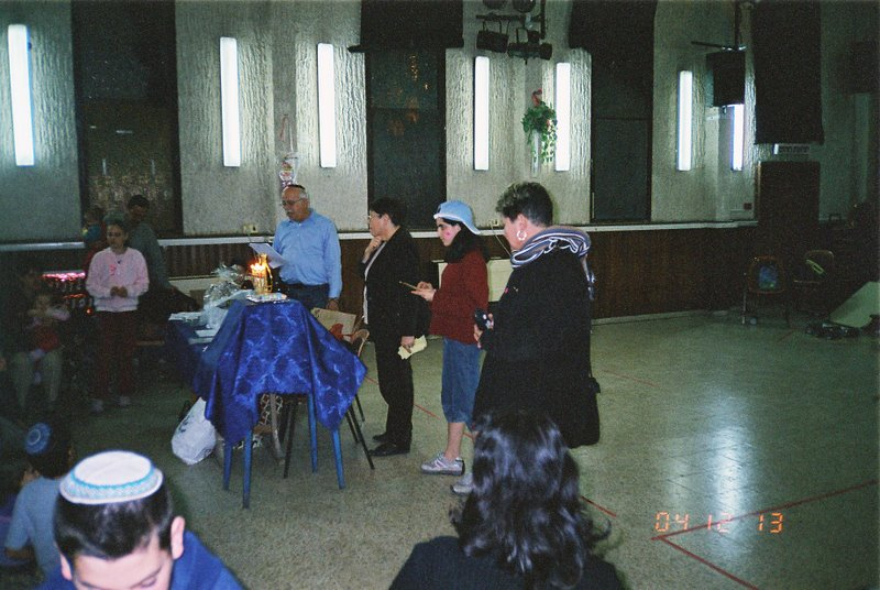Purim at beit Ha-Ezrah